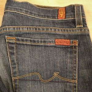 7 For All Mankind - bootcut jeans - NEVER WORN